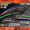 Motorcycle Dirt Bike Braided Steel Hydraulic Reinforce Brake line Clutch Oil Hose Tube 450 To 2300mm 90-28degree Fit Racing MX