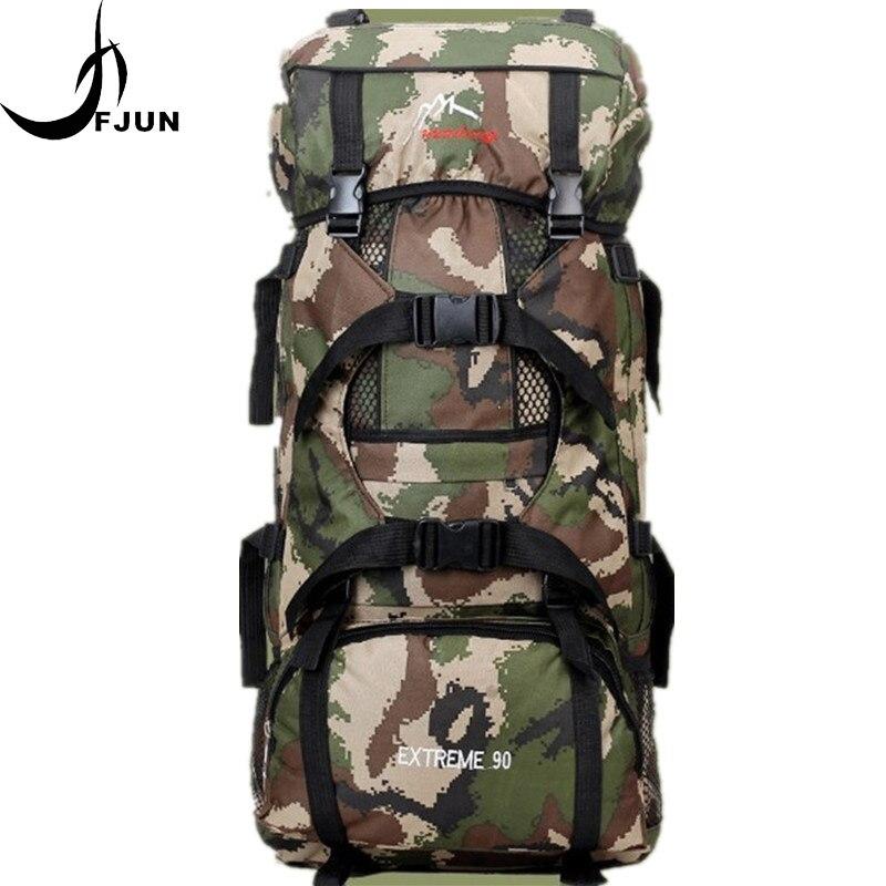 Sac à dos imperméable en Nylon de grande capacité sac tactique militaire MOLLE sac de Sport en plein air randonnée Camping escalade sacs DG62