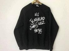 Sugarbaby Jughead Wuz Here Crew neck Sweatshirt Jughead Jones Juggie Crewneck Sweatshirt Unisex Fashion Casual Tops Drop ship