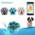 Lovely RF-V30 Smart GPS Led Flashing Electronic Pet Anti-lost Tracker Micro Waterproof Wifi Safety Alarm Dog Finder Locator