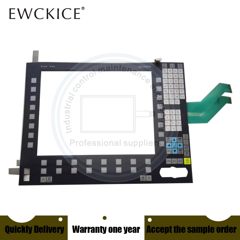 NEW OP015A 6FC5203-0AF05-0AB0 6FC5 203-0AF05-0AB0 HMI PLC Membrane Switch keypad keyboard domestic simatic 6es7 331 7kf02 0ab0 6es7331 7kf02 0ab0 s7 300 plc can be installed in the range card blank