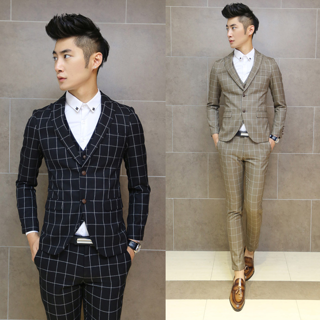 aliexpresscom buy 2016 new men blazers korean stylish