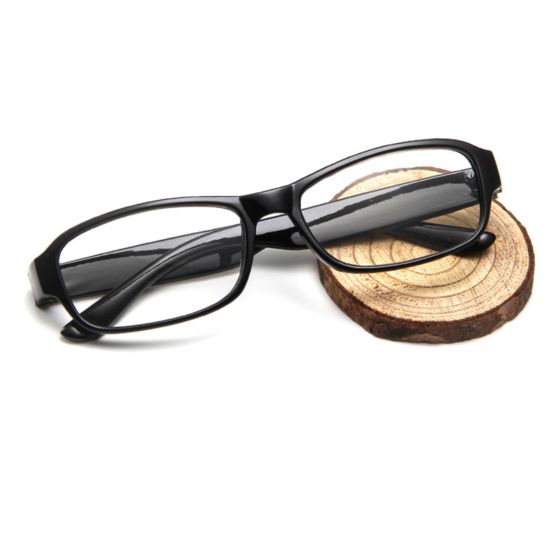 Fashion Finished Reading Glasses Retro Ultra Light Box Full Frame Simple
