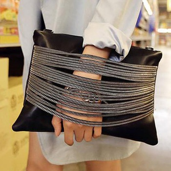 High Quality women clutch bag black day clutch evening clutch bags envelope clutch purses and handbags women leather handbags