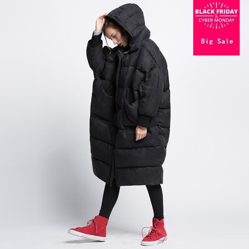 Confortable Hiver Chaud Tissu Canard Taille De Black 90 Marque Cuprammonuium Mode Wq514 khaki Avec Capuche Femelle Duvet Réel Grande Manteau w5xEnqaIxg