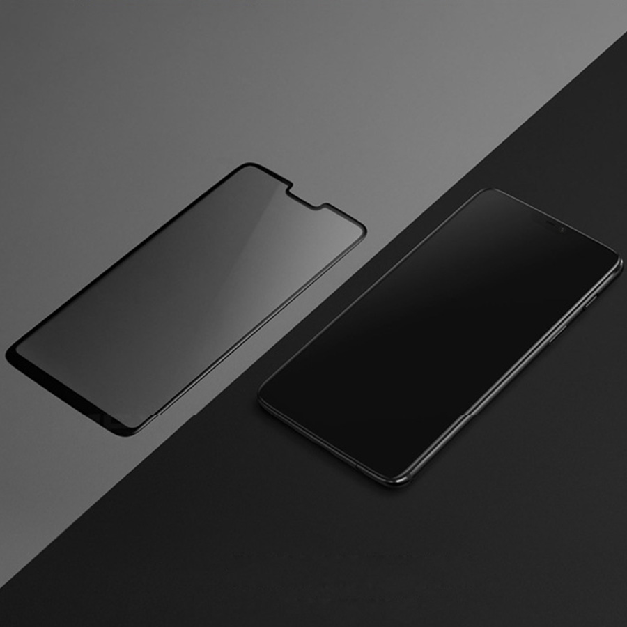 Image 5 - Original 100% RIJOW 5D Glass for OnePlus 6 6T Tempered Glass One Plus 6 5T Screen Protector 3D Curved Full Screen OnePlus6 Film-in Phone Screen Protectors from Cellphones & Telecommunications on