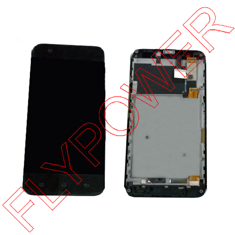For Infocus M530  LCD Screen Display with Touch Digitizer +Frame assembly Black color by free shipping; 100% warranty for lenovo vibe x2 pro x2pt5 display lcd screen with touch screen digitizer with frame assembly black color free shipping