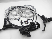 MTB bike hydraulic brake kit tektro HD M290 disc brake 750/1350mm hydraulic disc brake groupset oil dish