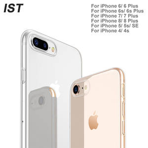 IST Ultra Thin Armband For iPhone 6 6 S Plus 7 Plus 8 Plus 5S 5 SE 4S 4