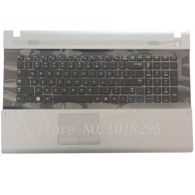 NEW English For Samsung NPRV711 NPRV710 NPRV720 RV710 RV711 RV720  keyboard US laptop keyboard with C shell