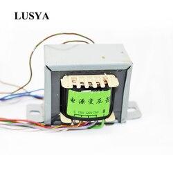 Wysokiej jakości transformator EI Lusya do AD1865 TDA1387 tablica dac