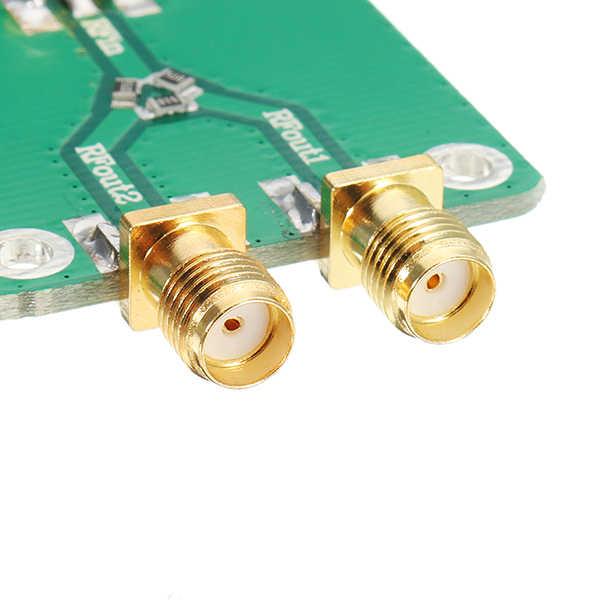 1PCS DC-5G RF Microwave Resistor Power Distributor Module Microwave Power  Splitter Radio Frequency Divider