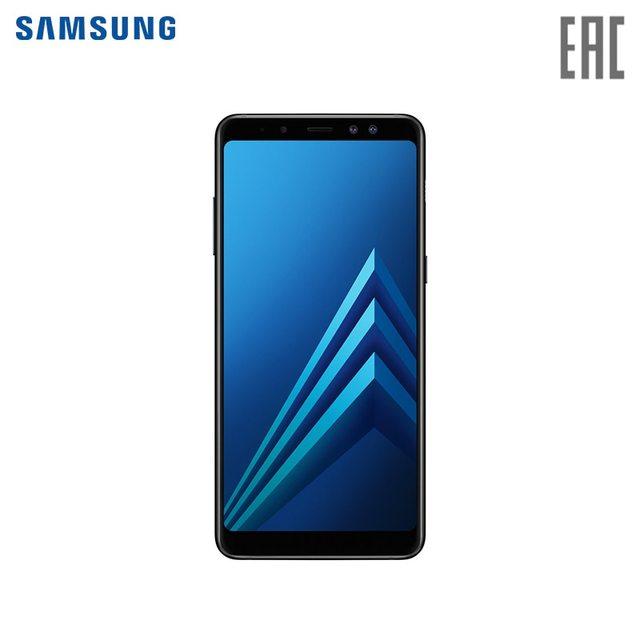 Смартфон Samsung Galaxy A8+ 2018 (SM-A730F) [официальная российская гарантия]