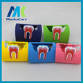 4 pcs Creative Dental Gift Name Card Dental Clinic holder, Special gift for dentist Medical lab goods Free Shipping
