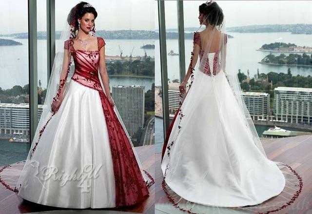 CC1002_6 Indian Modern Applique Bodice Organza Ball Gown