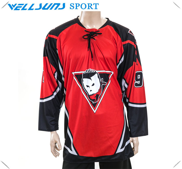 89fddc745e5 2016 New Style Fashion Custom Hockey Jerseys