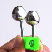 Fish Bell/Alarm 3pcs/lot Clip on Fishing Rod Bells Fishing Tackle Tool