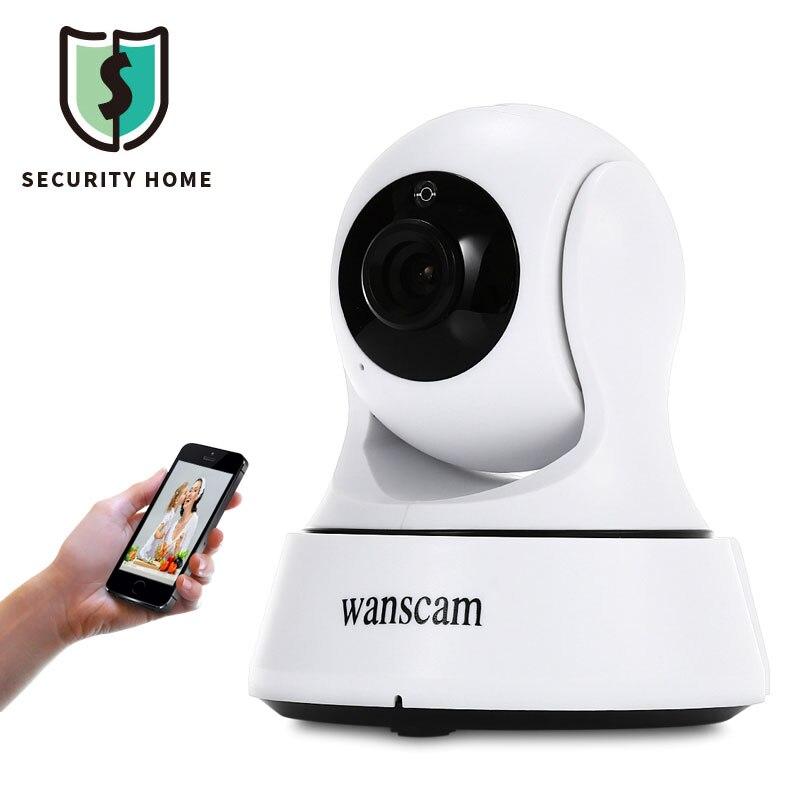 bilder für Wanscam 720 P HD Drahtlose Wifi Ip-kamera Home Security Surveillance Onvif P2P IR-Cut P/T Nachtsicht CCTV Indoor Kamera