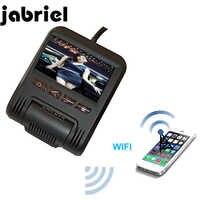 Jabriel Wifi Mini Car DVR Dash Cam Macchina Fotografica Auto Novatek 2.0 Pollici Unità detector Digital Video Recorder Full HD Della Macchina Fotografica registrator