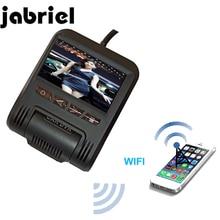 Jabriel Wifi Mini Car DVR Dash Cam Camera Auto Novatek 2.0 Inch detector Drive Digital Video Recorder Full HD Camera registrator
