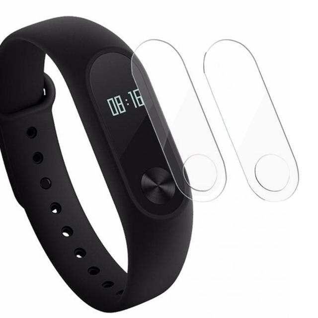 TPU Screen Protectors Set For Xiaomi Mi Band 2