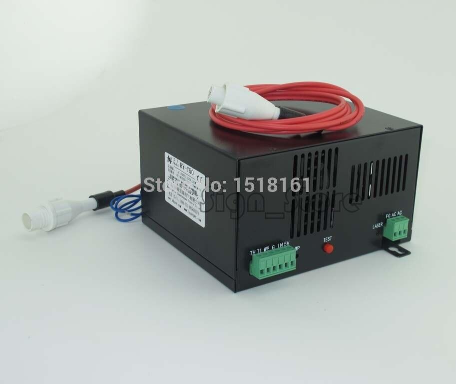 DIY 50W 40W Co2 PSU Laser Source Tube Switch Power Supply CNC Engraver Cutter