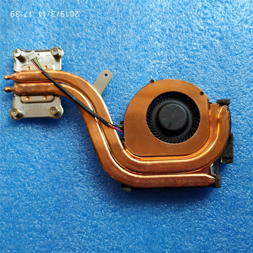 New Original for Lenovo ThinkPad x220 x220t x230 x230t CPU Cooling Fan with Heatsink 04W6923