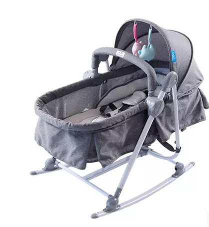 Baby crib bed, a baby basket can be folded and portable and can sit on a baby rocking chair cr80 crf125 150 250 450 230f falling short handle can be folded forging horn