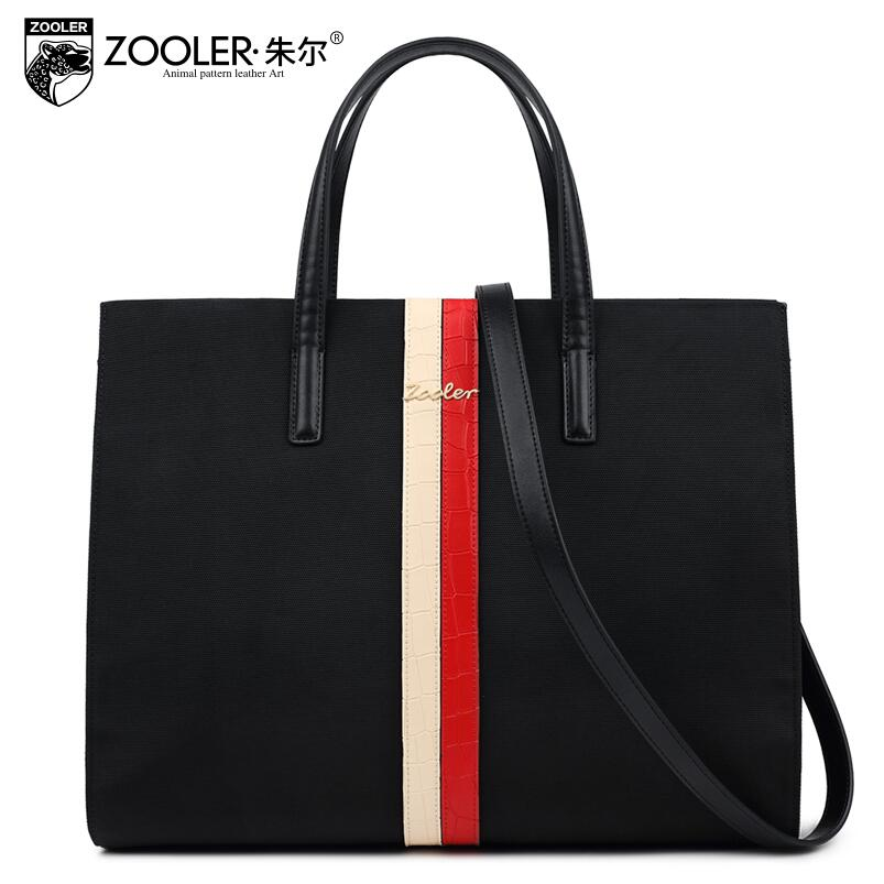 ZOOLER2017 new high-quality fashion luxury brand handbags leather bag counter genuine, well-known brands of women
