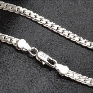 5mm Fashion Chain 925 Sterling