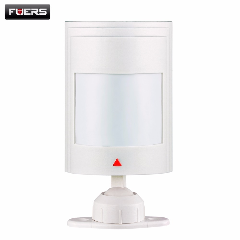 Wired PIR Motion Sensor For GSM PSTN Alarm System Home Alarm Security System