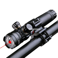 Green/Red Dot Laser Sight Pointer Tactical Adjuctatble Laser Scope With 20mm Rail Mount For Rifle Scope Airsoft Hunting Shooting