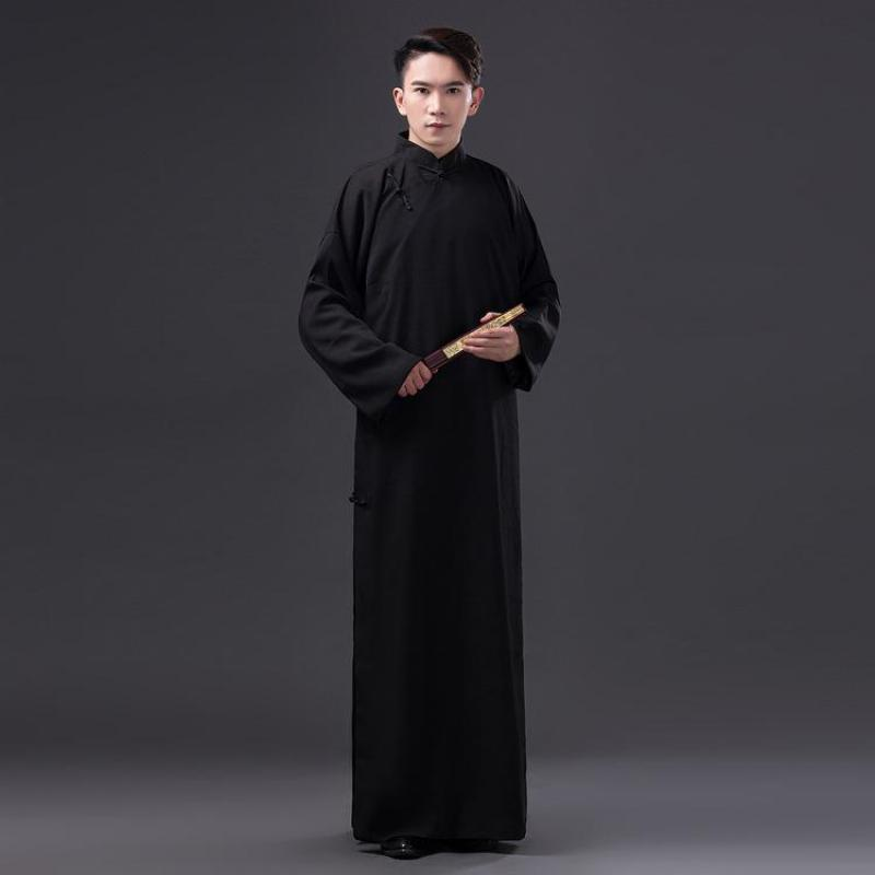 Mandarin Collar IP-Man Style Performance Robe