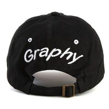 Xthree Gaphy Hip Hop Ftted Curved Brim Hats Snapbacks Caps 3