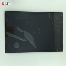 R&U LCD Display Monitor Touch Panel Screen Digitizer Glass Assembly For Microsoft Surface Pro 3 (1631) TOM12H20 V1.1 LTL120QL01