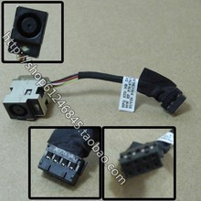 Free shipping For HP 1000 1000-118TX notebook motherboard power connector power head