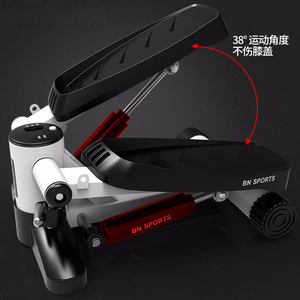 Image 3 - 2019 New Household Use Stepper Men Women Exercise Treadmill Pedal Multifunctional LED Display Climbing Foot Fitness Equipment