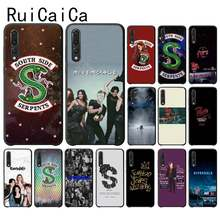 RuiCaiCa Riverdale SOUTH SIDE Fashion TV Show Phone Case for Huawei P9 P10 Plus Mate9 10 Mate10 Lite P20 Pro Honor10 View10(China)
