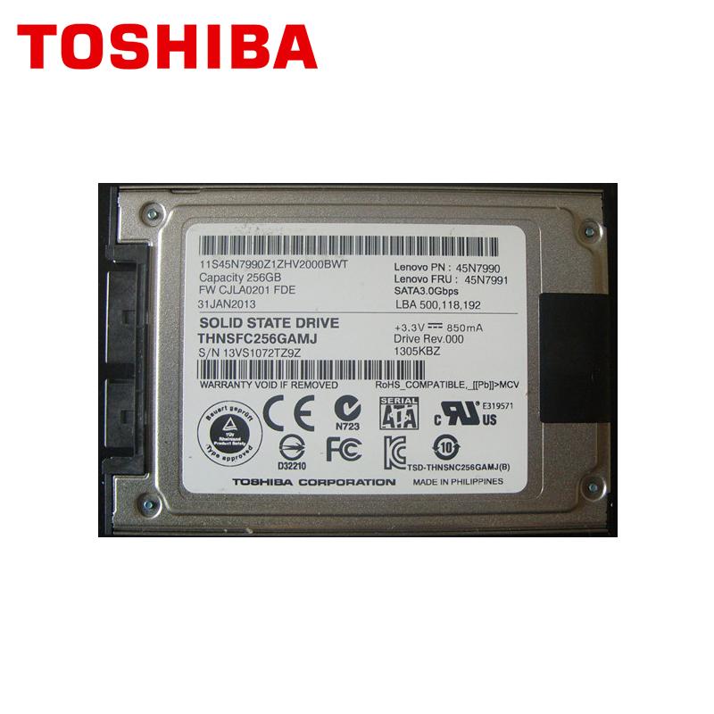 """Prix pour TOSHIBA Micro SATA 256 GB Lecteur à État Solide Disque SSD 1.8 """"256G pour X300 X301 T400S T410S T410SI 2530 P 2540 P 2730 P 2740 P Xt2"""