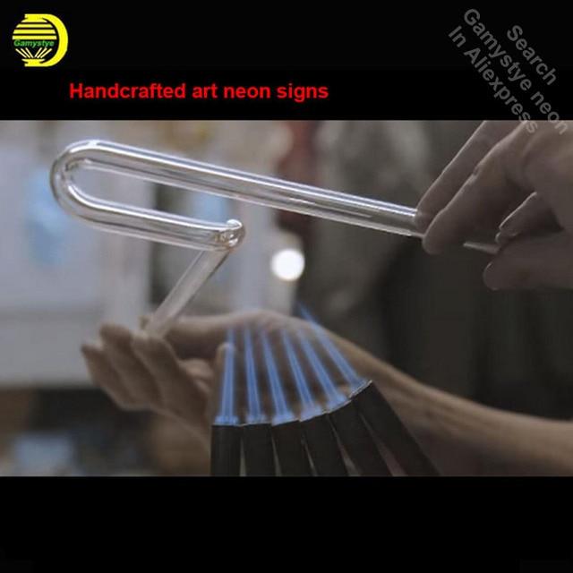 NEON SIGN For coors light boomerang NEON Bulbs Lamp GLASS Tube Decor Club Garage Room Handcraft Advertise anuncio Metal Frame 1