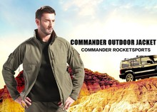 Armee Tactical TAD Haifischhaut Kommandant Military Softshell Jacke Männer Thermische Wasserdichte Windjacke Aktive Jacken