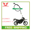 ZONGSHEN LZX200GY-2 ZS200GY 200cc Motorcycle speedo sensor cable accessories free shipping