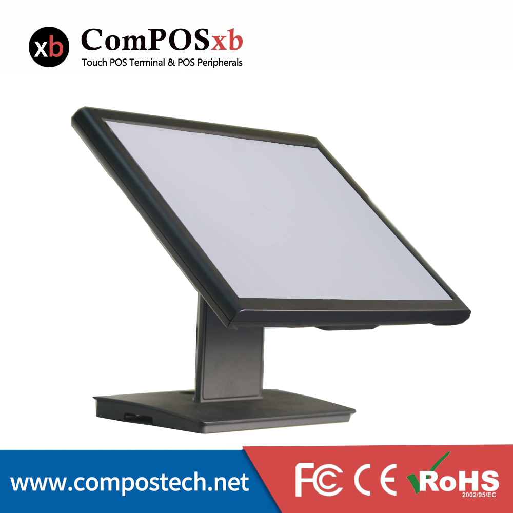 US $280 0  Large screen Free shipping 19 inch touch screen monitor/monitor  display stand for shop-in LCD Monitors from Computer & Office on