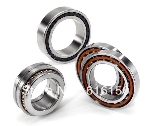 8mm Spindle Angular Contact Ball Bearings 708C/P4 SUPER PRECISION BEARING ABEC-7 708 708C 708AC 8x22x7 1pcs 71901 71901cd p4 7901 12x24x6 mochu thin walled miniature angular contact bearings speed spindle bearings cnc abec 7
