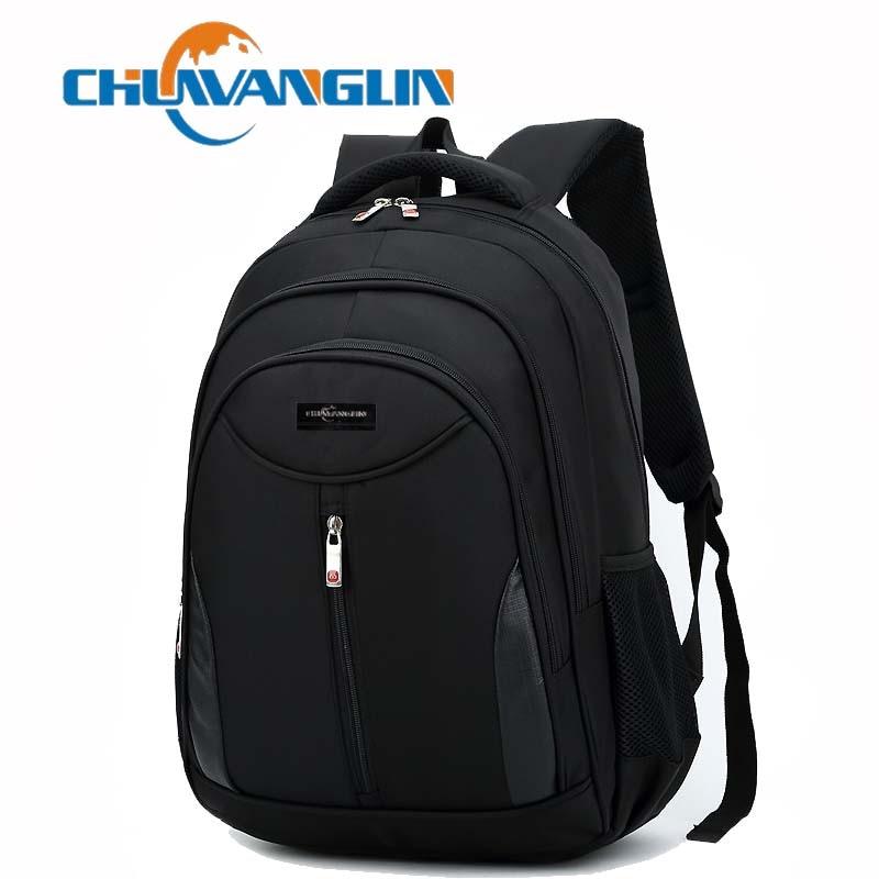 Chuwanglin Men's Backpack Men Knapsack Laptop Backpack The Package Bag Waterproof Business Backpack School Bags Zdd851