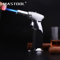 2017 New Two Mode Portable Welding Gas Torch Hiking Camp Flamethrower Auto Ignition Weld Flame Gun