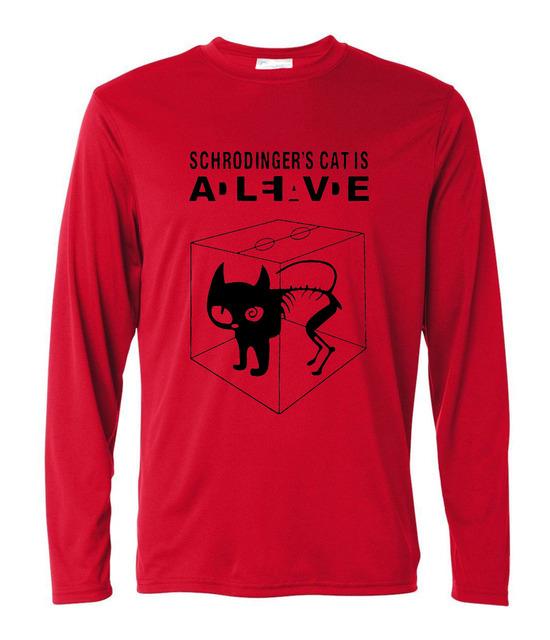 Big Bang Theory Schrodinger's Cat T-Shirt