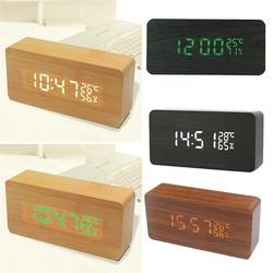 Large Digital Alarm Clock  Innovative LED Student Electronic Clock Snooze Sensor Kids Table Clock Bedroom Clock Night Light