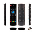 New 2.4G Wireless Remote Control Keyboard Mouse with USB Receiver For Android TV Box Smart TV