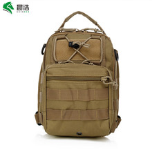 CHENHAO Crossbody Bag Military Tactics Backpack Men Travel Bags Camouflage Waterproof Pack Army Bag Single Shoulder